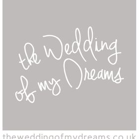 The Wedding Of My Dreams - Wedding Decorations Shop UK