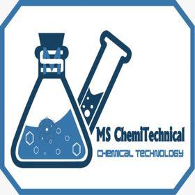 MS ChemiTechnical الكيمياء والهندسة الكيميائية