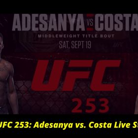 UFC 253 Live Stream Free (ufc253livestreamfree) on Pinterest