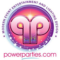 Power Parties DJs, Lighting and Photo Booths