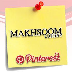 4ac20e3f4 Makhsoom Luxury (makhsoom) on Pinterest