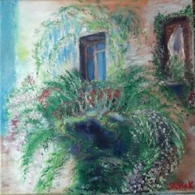 Silvia Key artist