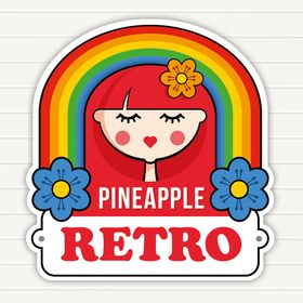 Pineapple Retro