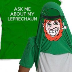 St Patricks Day Hook Up Bartender Kelly Green Juniors Soft T-Shirt