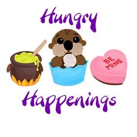 """Image result for """"hungry happenings"""""""