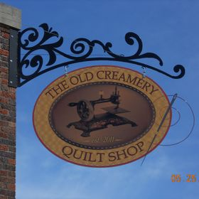 The Old Creamery Quilt and Coffee Shop