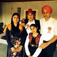 Dharinderjeet Kaur Singh