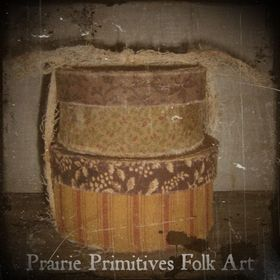 Prairie Primitives Folk Art