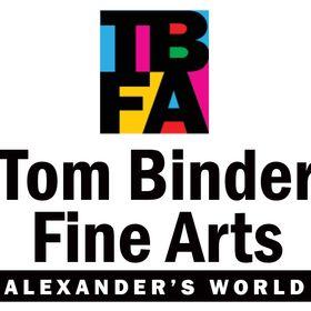 Tom Binder Fine Arts / Alexander Chen