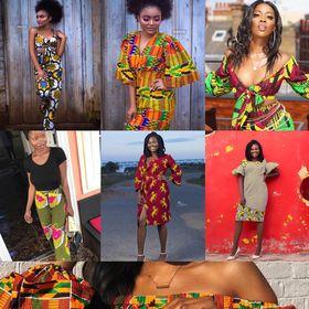 la mode afrique