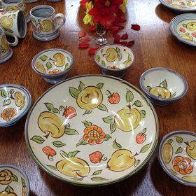 Anna Timlett - Pottery