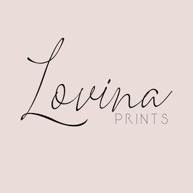 LOVINA Prints