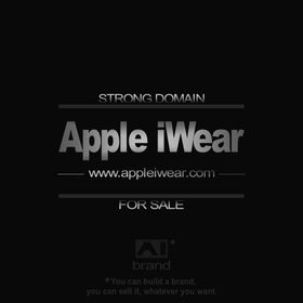 Apple iWear domain