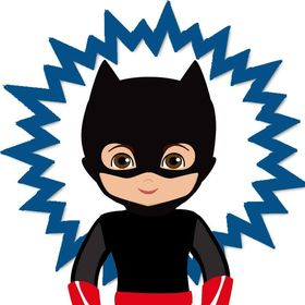 Superhelden-kinderkleding