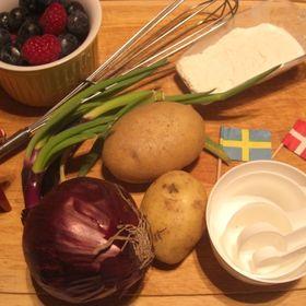 Meine Skandinavische Küche