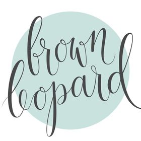 Brown Leopard |  Graphic Design for Creative Photographers