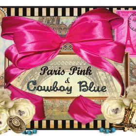 Paris Pink & Cowboy Blue Baby Boutique