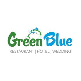 Green Blue Wedding