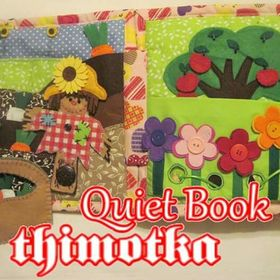 Quiet Book thimotka
