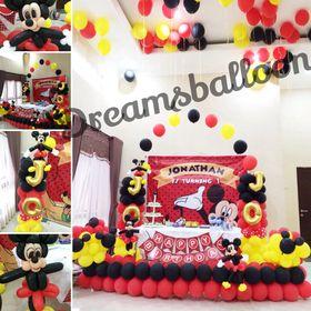 Dreamsballoon