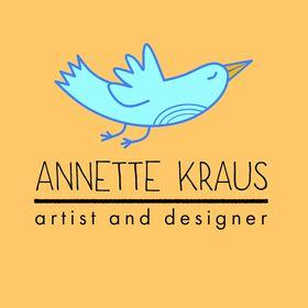 Annette Kraus - artist and designer