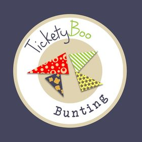Tickety Boo Bunting