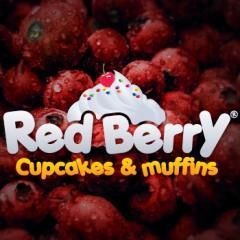 Red Berry Cupcakes & Muffins