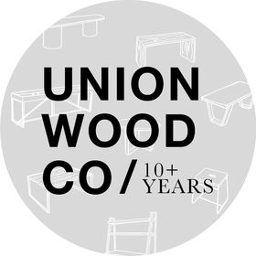 Union Wood Co Unionwoodco Profile Pinterest