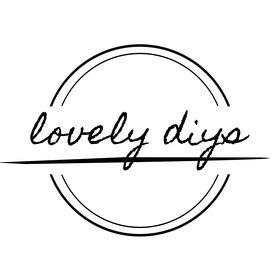lovely diys | DIY Blog über Deko, Geschenke & Wohnen