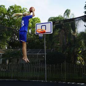 35 Best Trampoline Basketball Hoops Ideas Trampoline Basketball Trampoline Basketball Hoop Trampoline