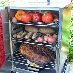SmokinTex BBQ Electric Meat Smokers