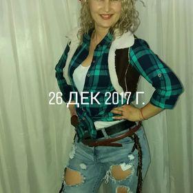 Алина Василевская