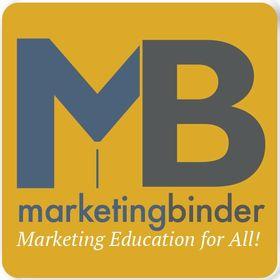 Marketing Binder