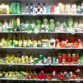 The Salt & Pepper Shaker Museum