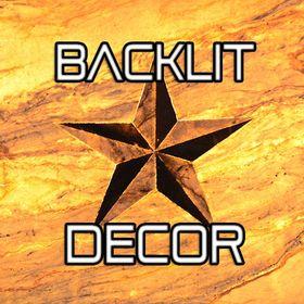 Backlit Decor