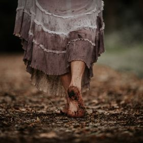 being barefoot brave