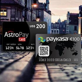 Astropay Paykasa