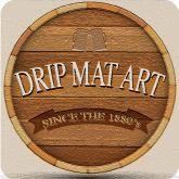 Drip Mat Art