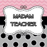 MADAM TEACHER Okul Öncesi Etkinlik Kütüphanesi