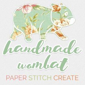 Handmade Wombat