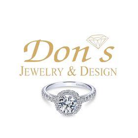 5a606eefa Don's Jewelry & Design (donsjewelryia) on Pinterest