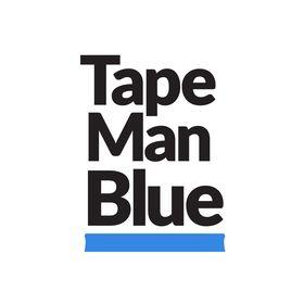 TapeManBlue