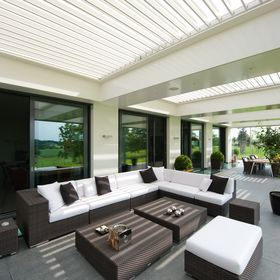 Louvretec Opening Roofs & Sun Louvres