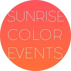 Sunrise Color Events