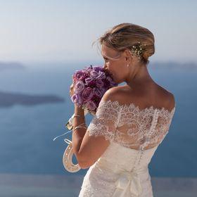 Santorini wedding video