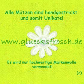 glücksfrosch .de