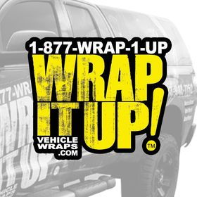 Wrap it up Vehicle wraps