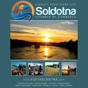 Visit Soldotna, Alaska's Kenai River City
