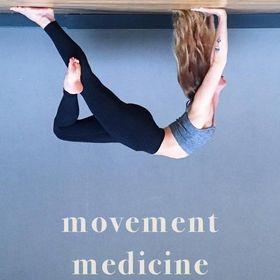 Gina Capitoni / Movement Medicine