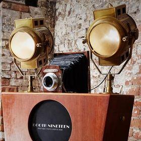 Booth Nineteen || Vintage Wedding Entertainment